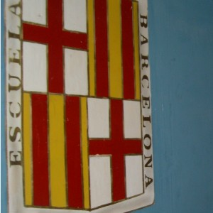 escut escola barcelona