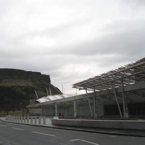 De fons al parlament escocès Arthur's seat