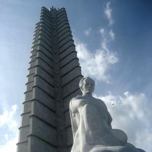monument jose marti loma catalanes