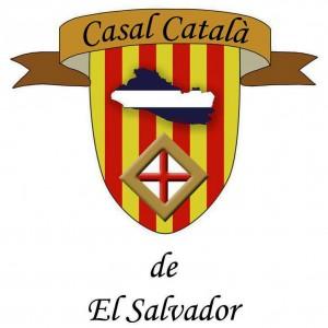 Escut del Casal Català d'El Salvador