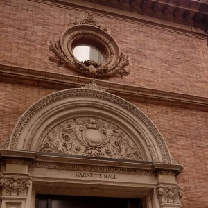 carnegie hall; artistes catalans