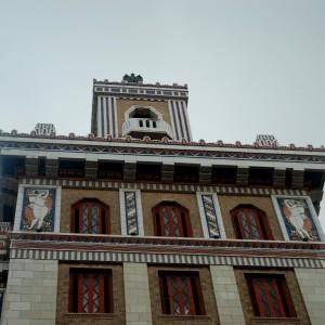 seu central del rom Bacardí a l'Havana
