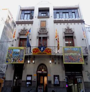 façana centre catala rosario