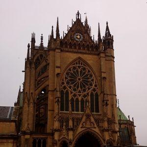 façana catedral de Metz França
